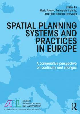 Spatial Planning Systems and Practices in Europe by Mario Reimer