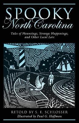 Spooky North Carolina book