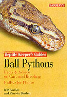 Ball Python by Patricia P. Bartlett