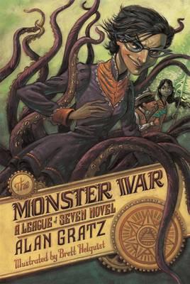 Monster War book
