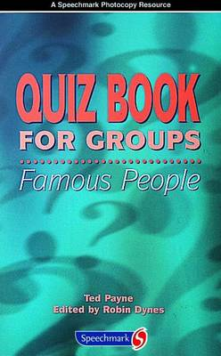 Quiz Book for Groups by Ted Payne