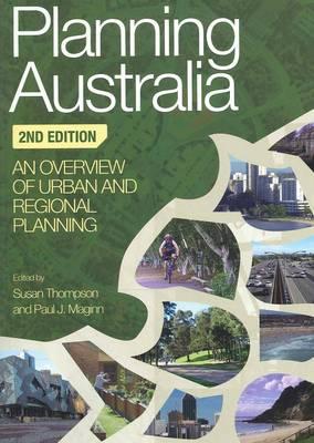 Planning Australia by Susan Thompson