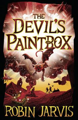 The Devil's Paintbox by Robin Jarvis