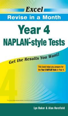 Excel Riam Naplan Yr 4 book