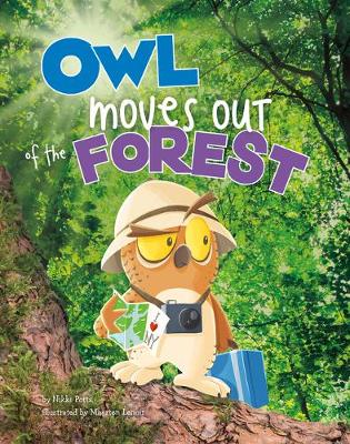 Owl Moves Out of the Forest book