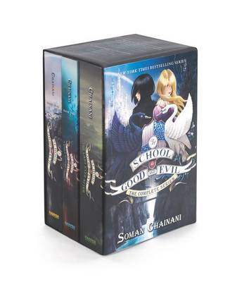 The School for Good and Evil Series Paperback Box Set by Soman Chainani