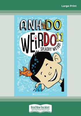 WeirDo #11 Splashy Weird! book