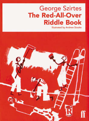 Red-All-Over Riddle Book by George Szirtes