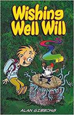 Wishing Well Will book