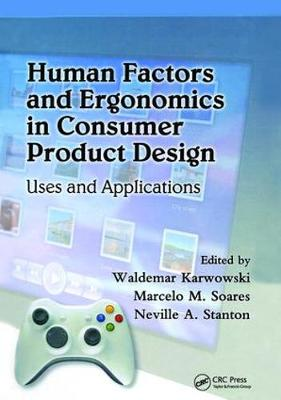 Human Factors and Ergonomics in Consumer Product Design book