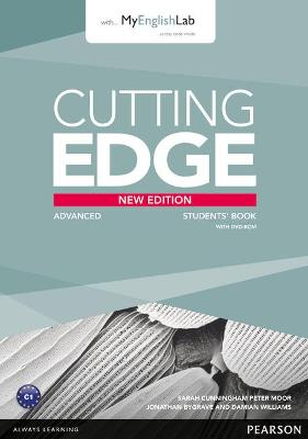 Cutting Edge Advanced New Edition Students' Book with DVD and MyLab Pack book