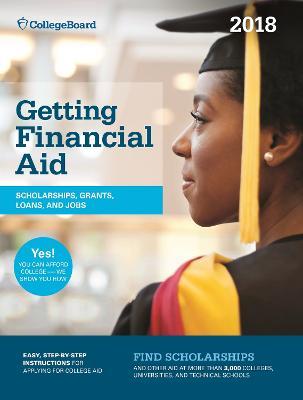 Getting Financial Aid 2018 book