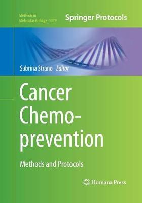 Cancer Chemoprevention by Sabrina Strano