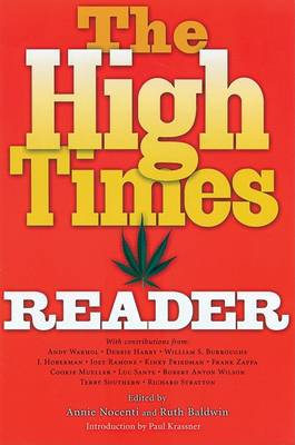 The High Times Reader by Annie Nocenti