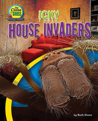 Icky House Invaders book