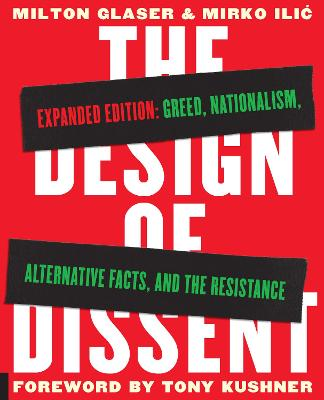 The Design of Dissent, Expanded Edition by Milton Glaser