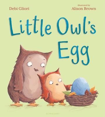 Little Owl's Egg by Debi Gliori
