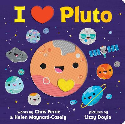 I Heart Pluto by Chris Ferrie