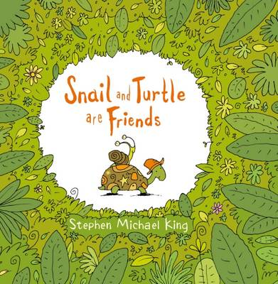 Snail and Turtle Are Friends book