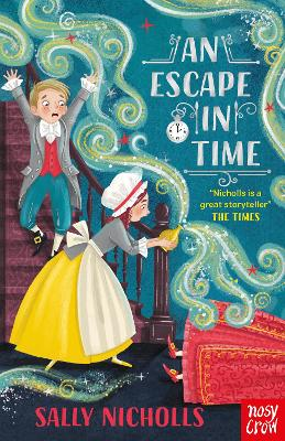 An Escape in Time by Sally Nicholls