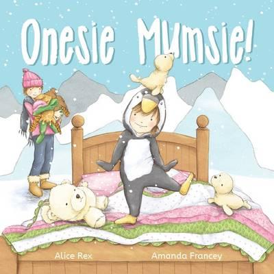 Onesie Mumsie! book