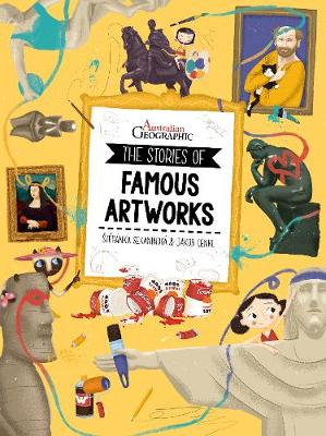 Stories of Famous Artworks by Stepanka Sekaninova
