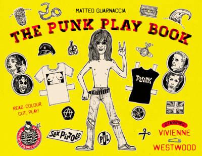 Punk Play Book by Matteo Guarnaccia