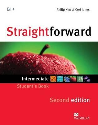 Straightforward 2nd Edition Intermediate Level Student's Book by Philip Kerr