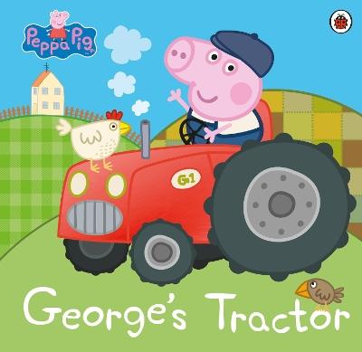 Peppa Pig: George's Tractor book