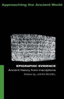 Epigraphic Evidence book