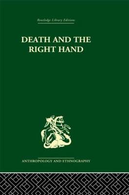 Death and the Right Hand by Robert Hertz