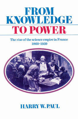 From Knowledge to Power book