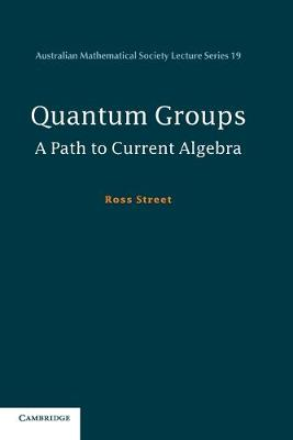 Quantum Groups book