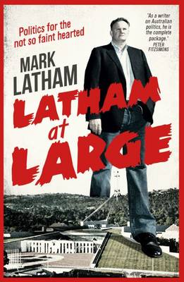 Latham at Large book