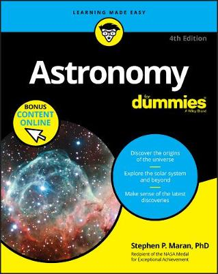 Astronomy For Dummies by Stephen P. Maran
