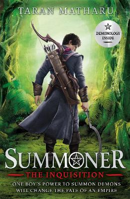Summoner: The Inquisition by Taran Matharu