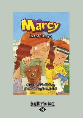 Marcy: Lost Dogs by Tom Jellett