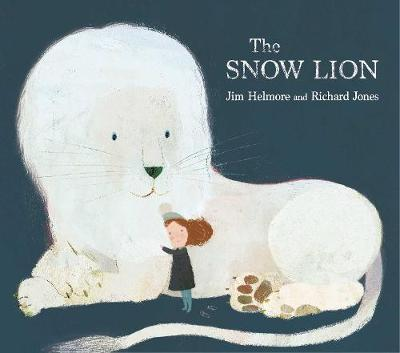 The Snow Lion by Jim Helmore