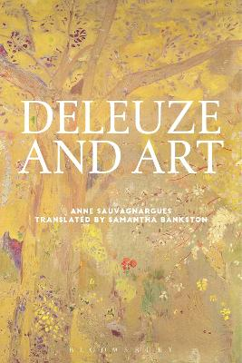 Deleuze and Art book