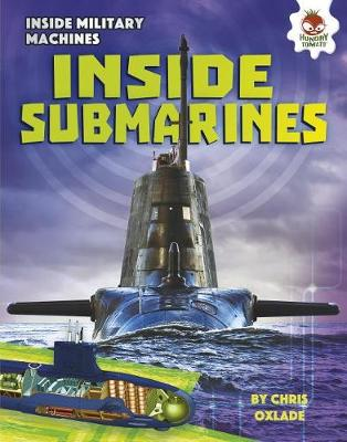 Inside Submarines by Chris Oxlade