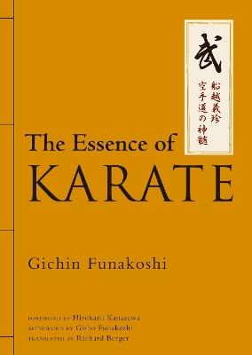 Essence Of Karate book