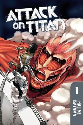 Attack On Titan 1 book