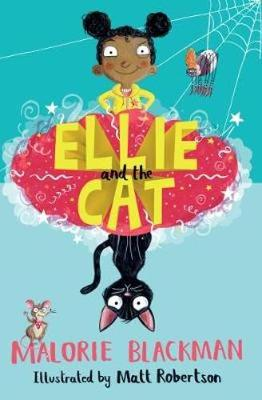 Ellie and the Cat book