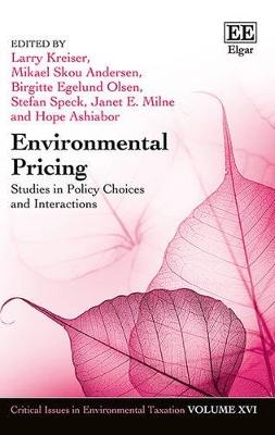 Environmental Pricing by Larry Kreiser