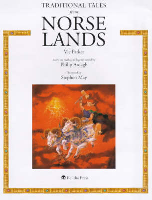 TRAD TALES NORSE LANDS by Victoria Parker