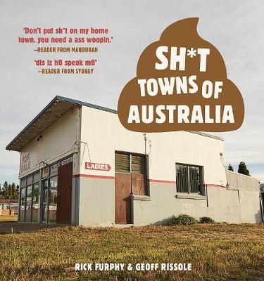 Sh*T Towns of Australia book