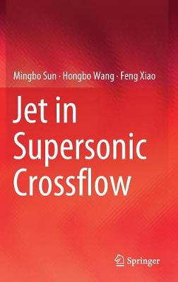 Jet in Supersonic Crossflow by Mingbo Sun