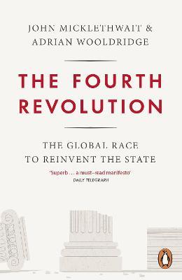 Fourth Revolution by Adrian Wooldridge