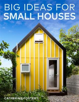 Big Ideas for Small Houses book