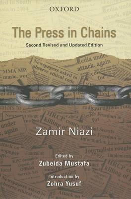 The Press in Chains by Zamir Niazi